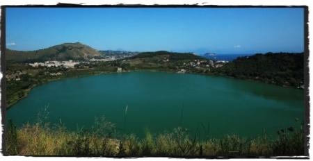 Lago d'Averno - foto Mauro Fermariello