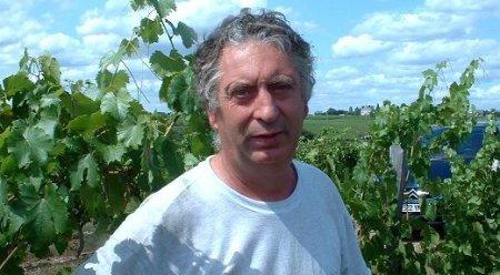 Claude Papin dello Chateau Pierre Bisé (foto tratta dal web)