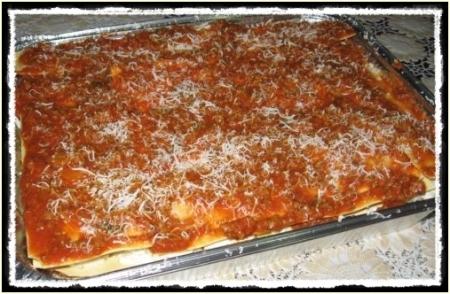 La Lasagna Napoletana - foto A. Di Costanzo