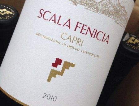 Capri Bianco 2010 Scala Fenicia - foto A. Di Costanzo