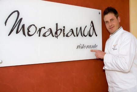 Francesco Spagnuolo, executive chef al Morabianca del radici Resort