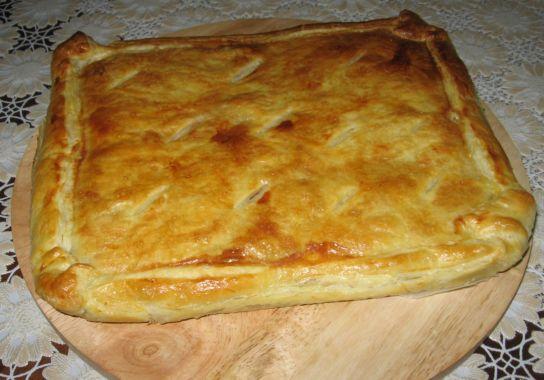 Pasta sfoglia con carciofi l a r c a n t e for Torte salate con pasta sfoglia