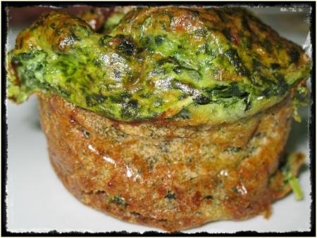Tortino di spinaci by Lilly Avallone - foto A. Di Costanzo