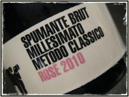 Spumante Brut Rosé San Salvatore