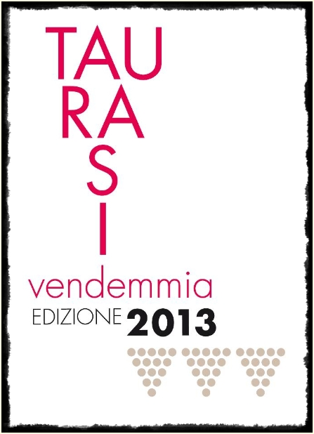 Logo Taurasi Vendemmia 2013 - courtesy Miriade&Partners
