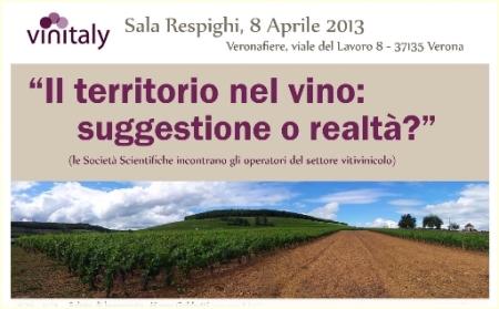Locandina AISSA convegno Vinitaly
