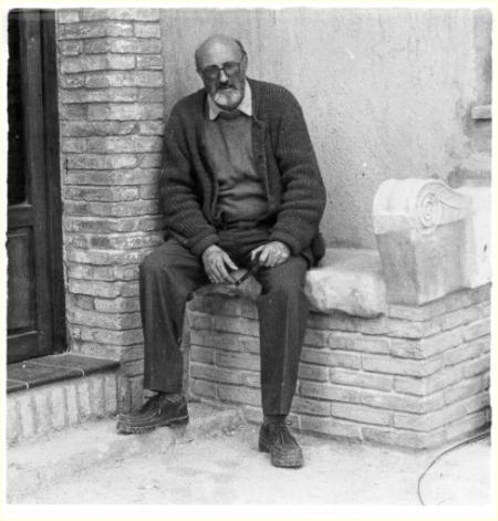 Prof. Antonio Troisi (1994) - foto Lino Sorrentino