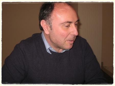 Raffaele Pagano - foto A. Di Costanzo