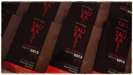 Taurasi Vendemmia Edizione 2013 - foto Livia Cosentino (tratta dal web)