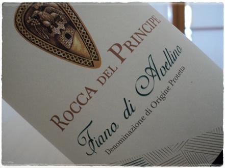 Fiano di Avellino 2011 Rocca del Principe - Foto A. Di Costanzo