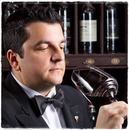 Angelo Di Costanzo, Sommelier