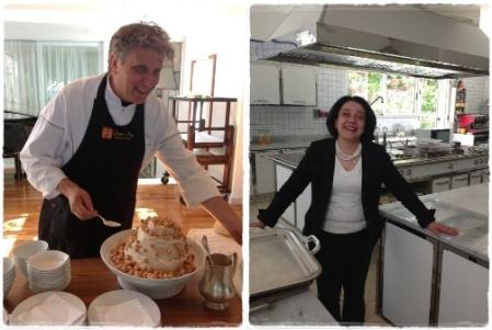 Tonino e Rita Mellino, Quattro Passi, Nerano - foto A. Di Costanzo