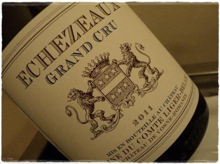 Echezeaux Grand Cru 2011 Liger-Belair