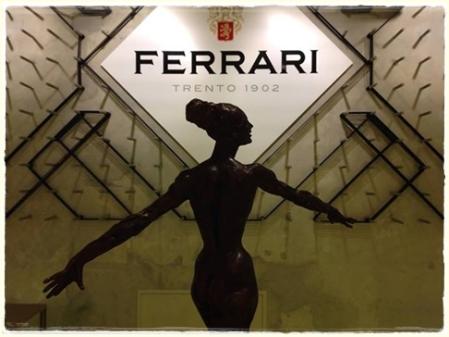 Ferrari a LARTE Milano - foto A. Di Costanzo