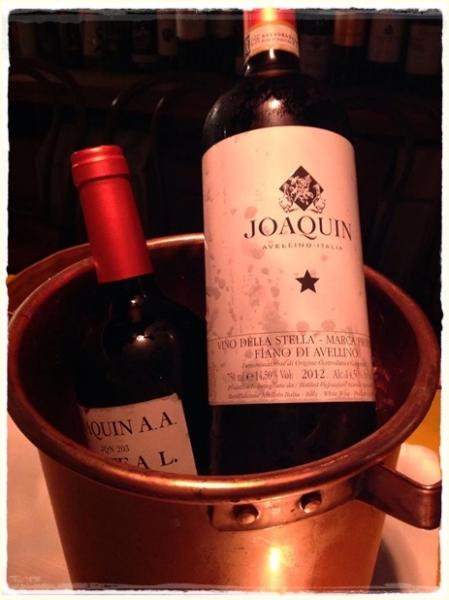 Fiano di Avellino Vino della Stella 2012 - foto L'Arcante