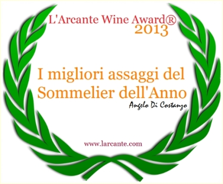 L'Arcante Wine Award 2013 - by A. Di Costanzo