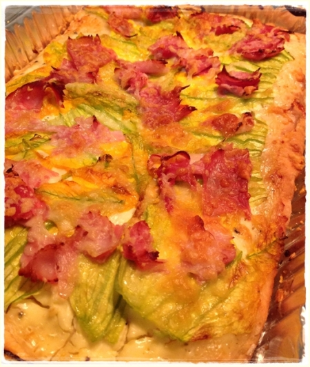 Pizza con i Sciurilli - foto L'Arcante