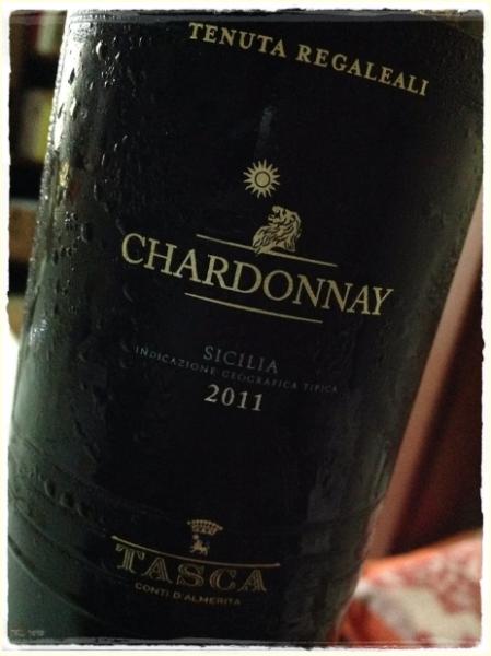 Chardonnay 2011 Tasca d'Almerita - foto A. Di Costanzo