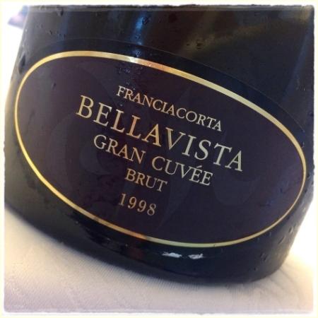 Bellavista Gran Cuvée Brut 1998 - foto L'Arcante
