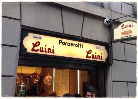 Milano, Luini - foto A. Di Costanzo