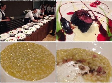 Ca' del Bosco, Cena di Bottura - foto A. Di Costanzo