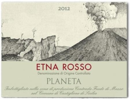 Etna Rosso Planeta