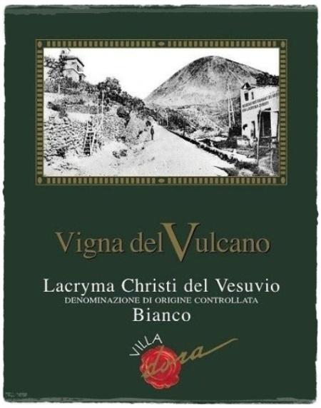 Lacryma Christi Vigna del Vulcano Villa Dora