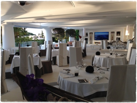 L'Olivo, la nuova terrazza - foto A. Di Costanzo