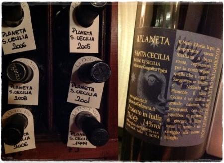 Retro Santa Cecilia 1999 Planeta - foto L'Arcante