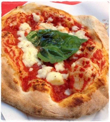 Pizza a' Libbretto, Fiorenzano (Napoli) - foto A. Di Costanzo