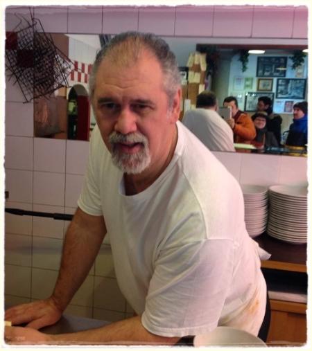Sergio, 'Pizza al taglio da Martino' - foto L'Arcante