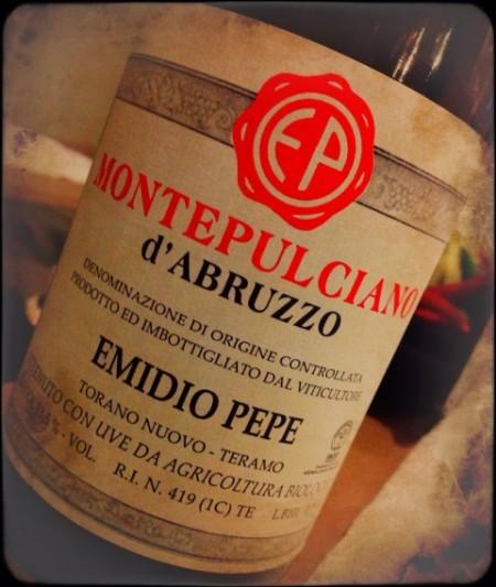 Montepulciano d'Abruzzo 2000 Emidio Pepe - foto A- Di Costanzo