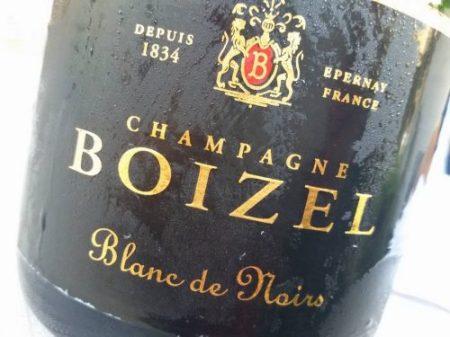 Champagne Boizel Blanc de Noirs - foto L'Arcante