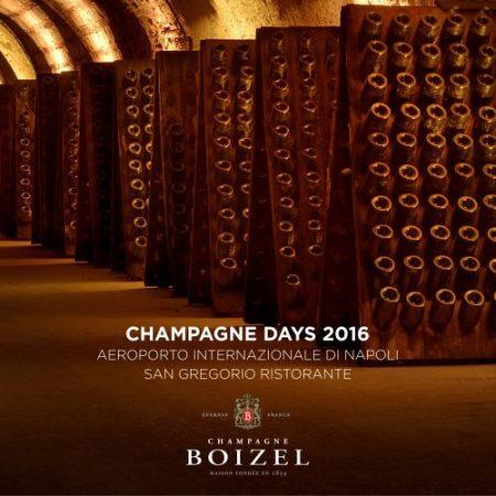 Champagne Days al San Gregorio Ristorante