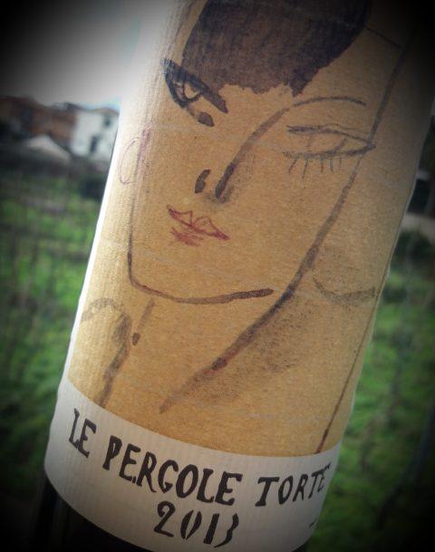 Toscana igt Le Pergole Torte 2013 Montevertine - foto L'Arcante