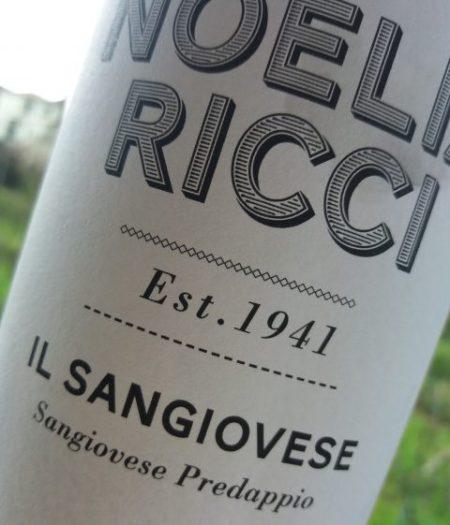Sangiovese di Romagna Predappio il Sangiovese 2017 Noelia Ricci