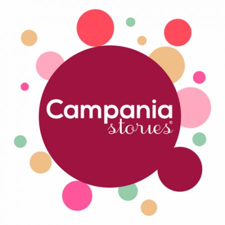 Campania Stories, logo