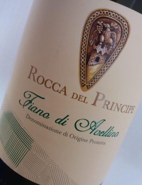 Fiano di Avellino 2017 Rocca del Principe - foto L'Arcante
