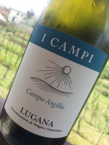 Lugana Campo Argilla 2017 I Campi - foto A. Di Costanzo