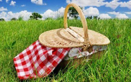 Un picnic di Pasquetta - foto tratta dal web