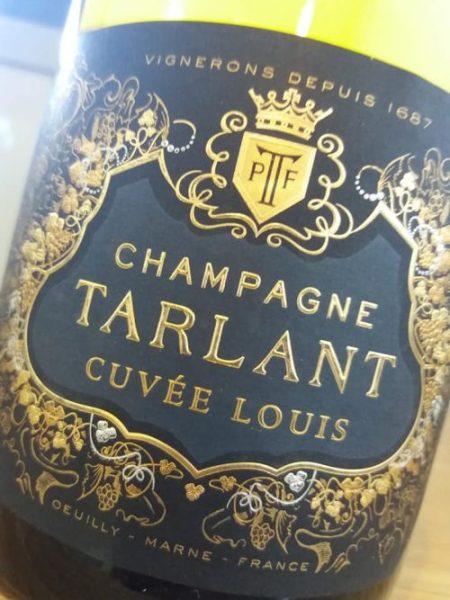 Champagne Brut Cuvée Louis Tarlant - Foto L'Arcante