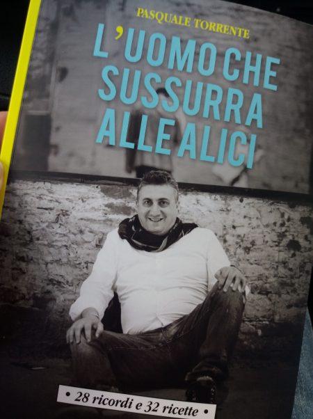 Pasquale Torrente, l'uomo che sussurra alle alici - foto A. Di Costanzo